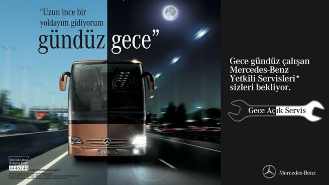 mb otobüs